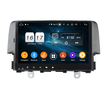 Autoradio-DVD-Player Civic 2016